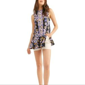 NWT Free People Summer in Tulum Blend Line Size S